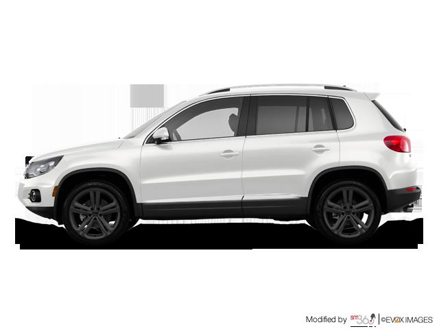 2017 Volkswagen Tiguan Highline 4Motion AWD