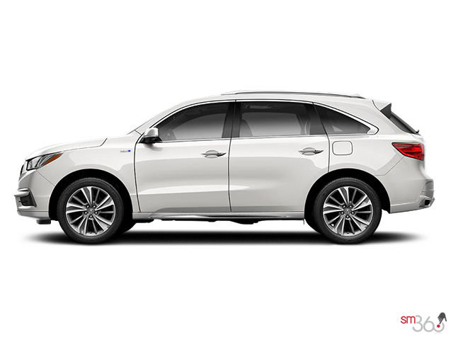 2018 acura mdx sport hybrid mierins automotive group in ontario
