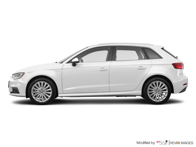New 2018 Audi A3 Sportback e-tron PROGRESSIV near Toronto | $42,685