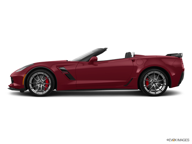 2018 Chevrolet Corvette Convertible Grand Sport 2LT   Starting At $79690.37  | Surgenor Gatineau