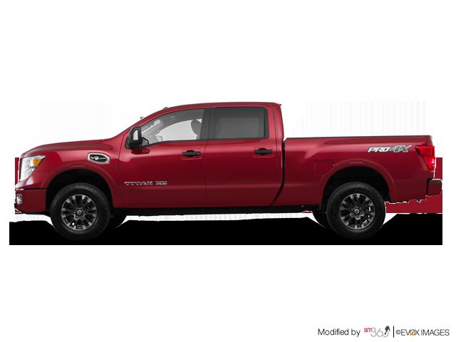 2018 Nissan Titan XD Gas PRO-4X - Starting at $63502.0 ...