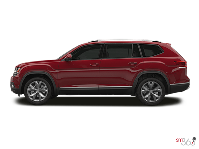 2018 Volkswagen Atlas HIGHLINE - Starting at $51485.0 | Volkswagen MidTown Toronto