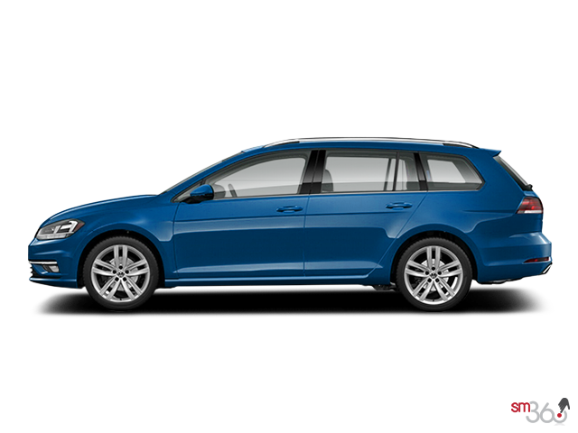 2018 Volkswagen Golf SportWagen HIGHLINE - Starting at ...