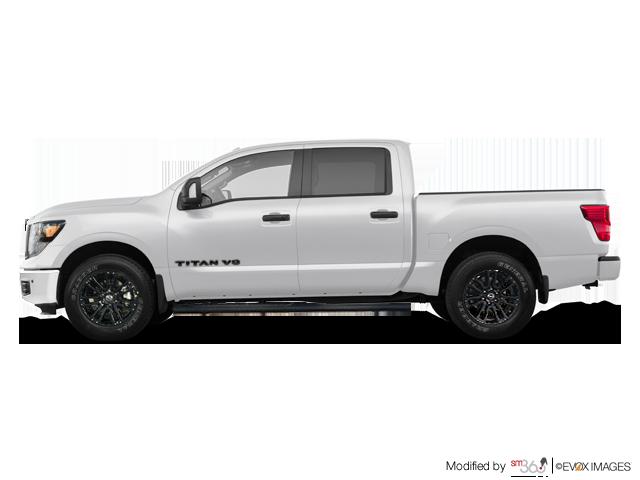 2018 Nissan Titan SL MIDNIGHT EDITION - Starting at $66043 ...