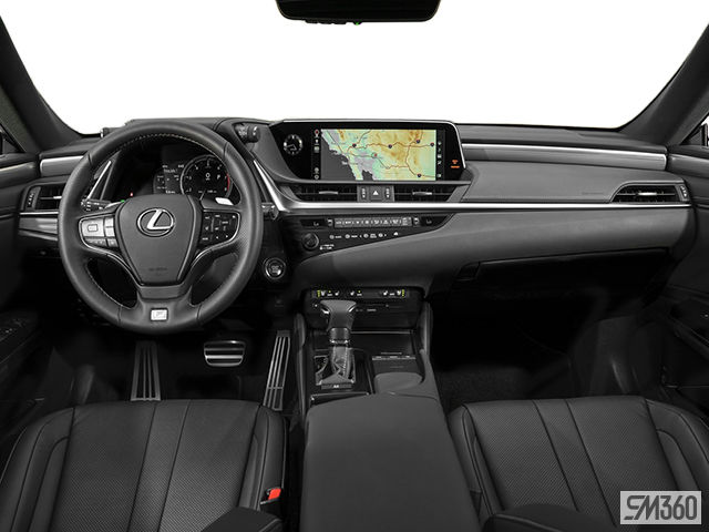 2019 Lexus Es 350 Premium F Sport Lexus Of Kingston In Kingston