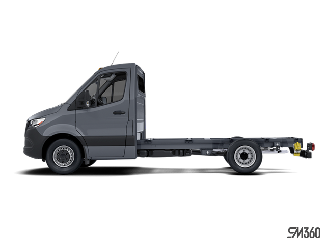 2019 Mercedes Benz Sprinter Cab Chassis 4500 Starting At