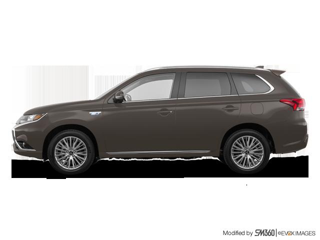 Mitsubishi Outlander PHEV SE 2019