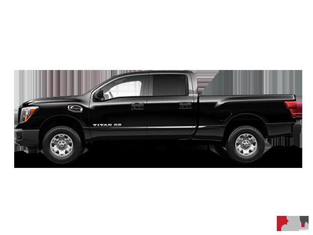 2019 Nissan Titan XD Diesel S - Starting at $$51,404 ...
