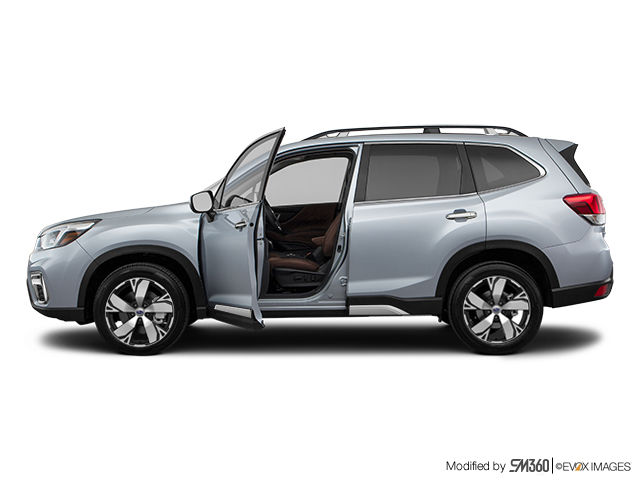 2019 Subaru Forester Premier With Eyesight Mierins Automotive