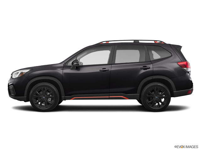 Subaru Forester Sport avec EyeSight 2019