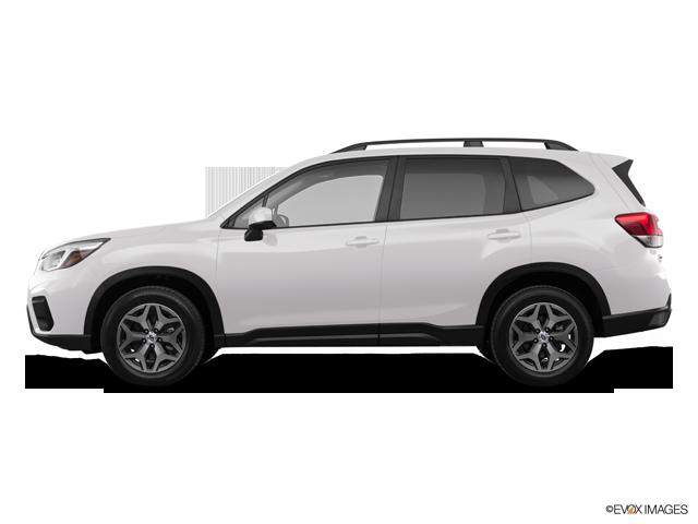 Aberdeen Subaru New 2019 Subaru Forester Touring With Eyesight For