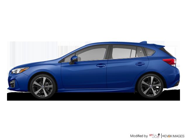 Subaru Impreza 5 portes Sport-tech 2019