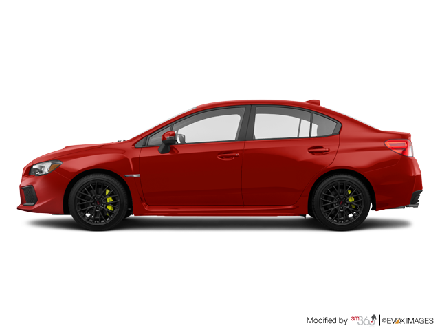Stratford Subaru | The 2019 WRX STI BASE STI