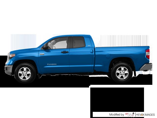 Toyota Tundra 4x4 double cab SR 5.7L 2019