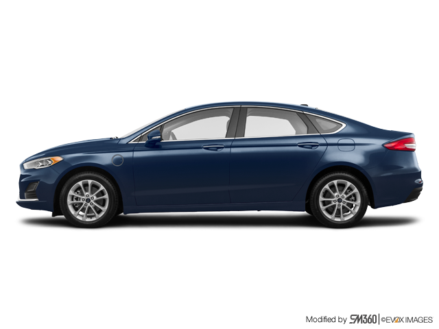 Ford Ford Fusion Plug In Hybrid Sel 2020 Ford New Richmond