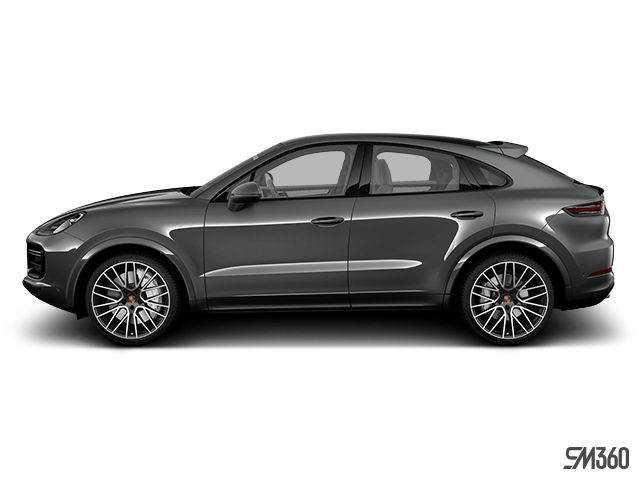 2020 Cayenne Coupe Turbo Starting At 149 250 Porsche Centre Calgary