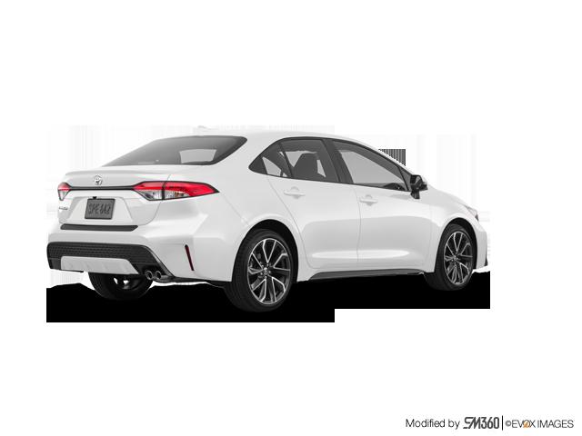 Bolton Toyota 2020 Toyota Corolla 4 Door Sedan Se Cvt