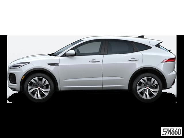 Jaguar Vancouver | The 2021 E-PACE MHEV 300 SPORT