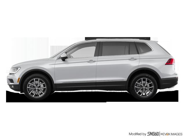 2021 Volkswagen Tiguan Comfortline - Starting at $35275.0 ...