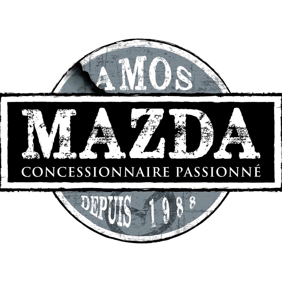 Logo Amos Mazda