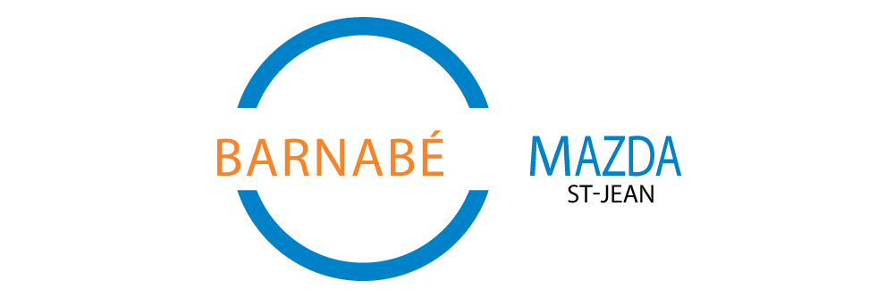 Logo Barnabé Mazda