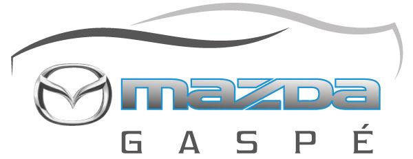 Logo Mazda Gaspé