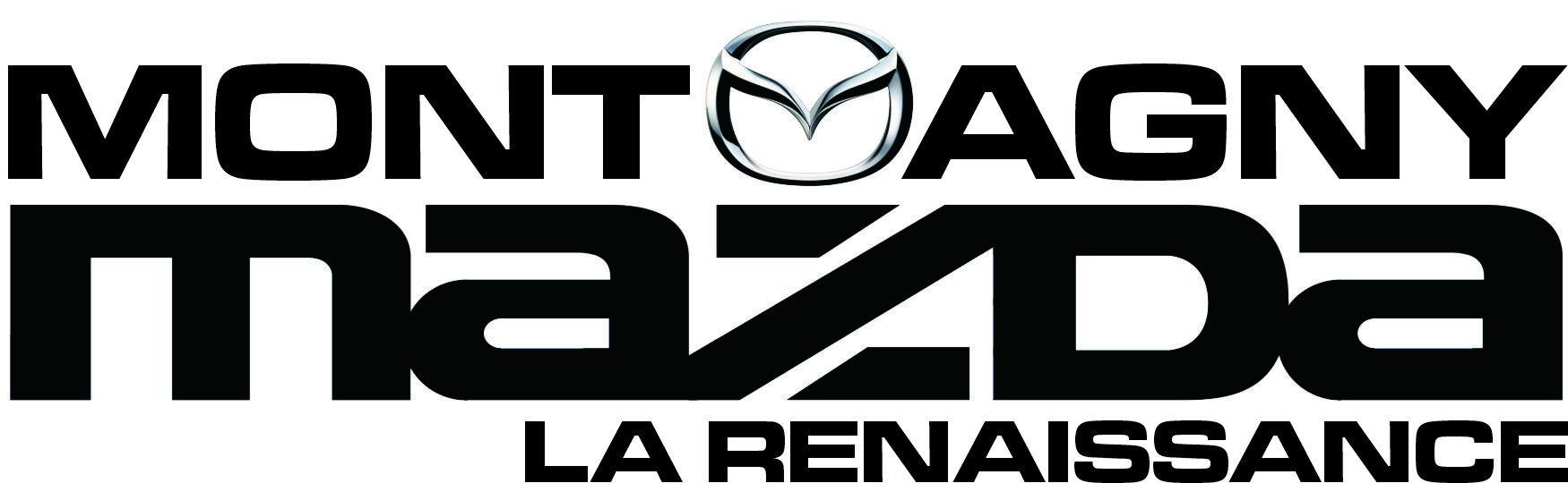 Logo Montmagny Mazda