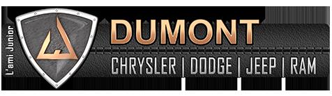 Logo Dumont Chrysler Jeep