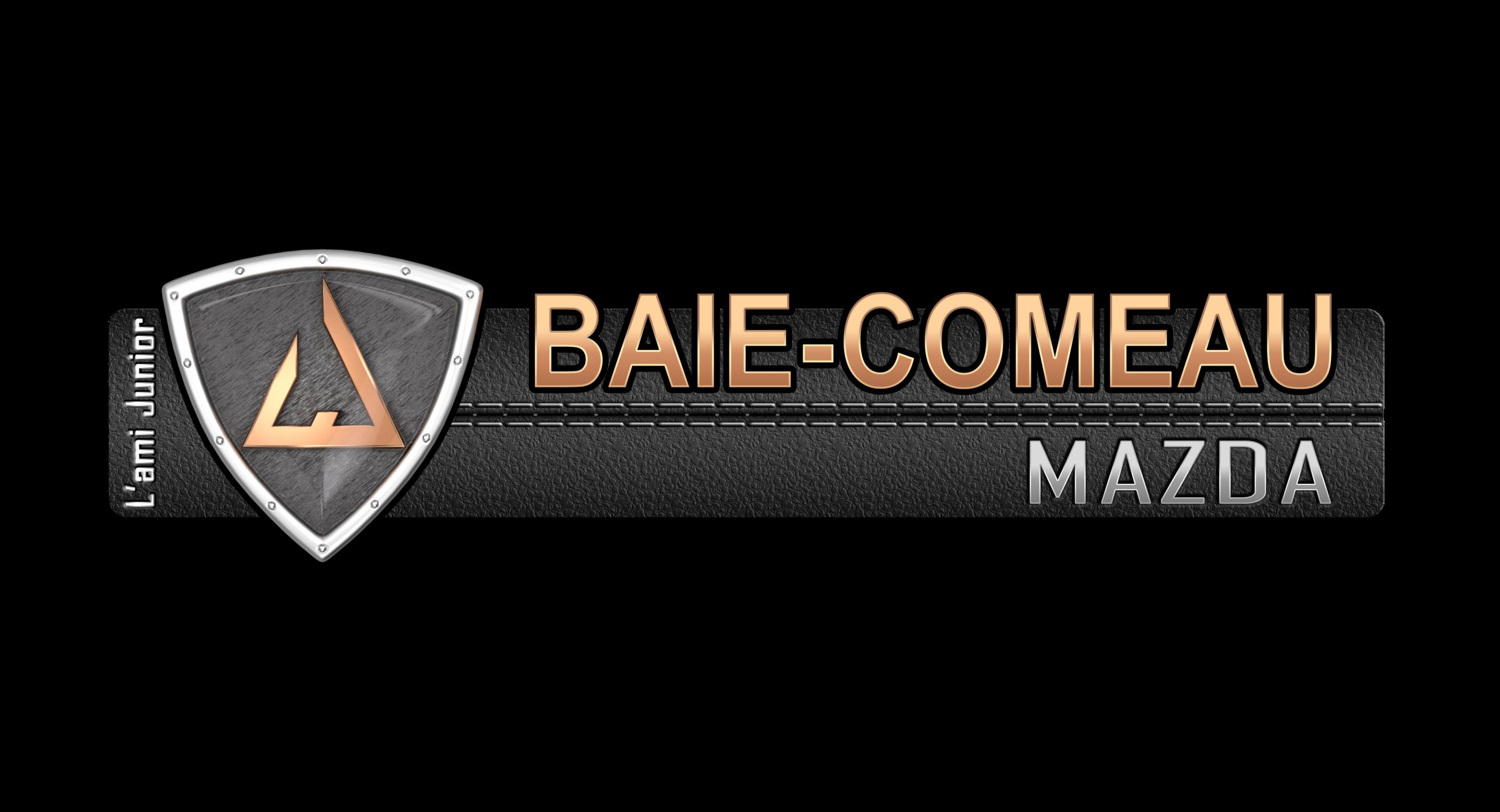Logo Baie-Comeau Mazda