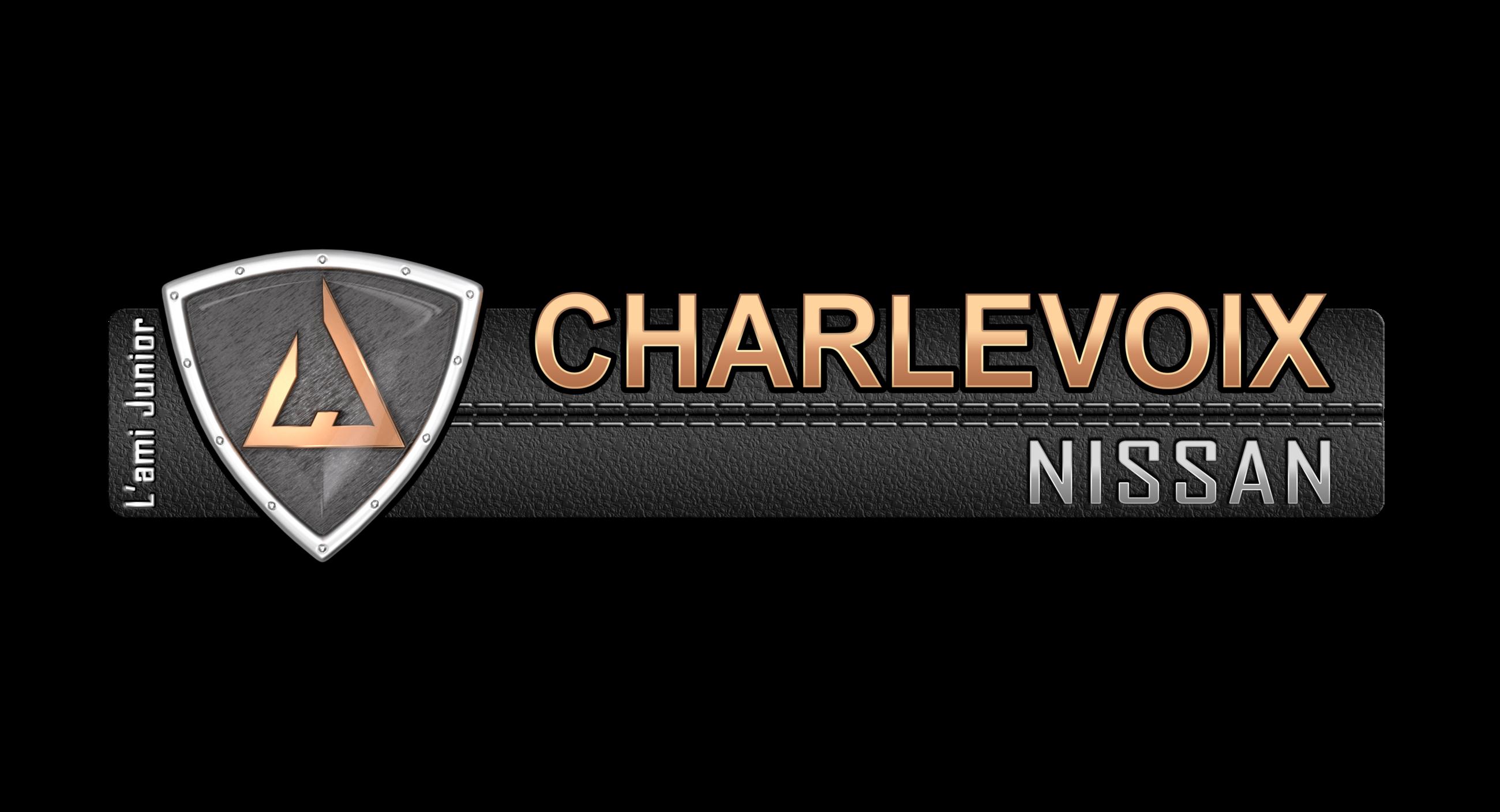 Logo L'Ami Junior Nissan Charlevoix