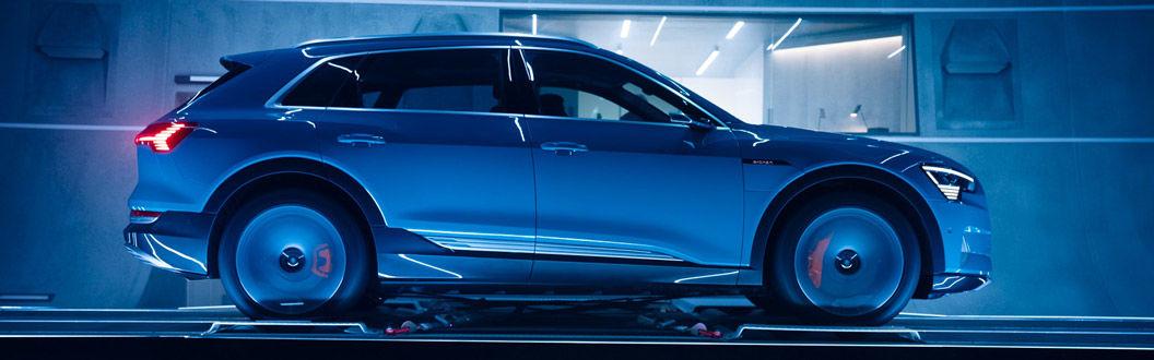 The 2019 Audi e-tron performance