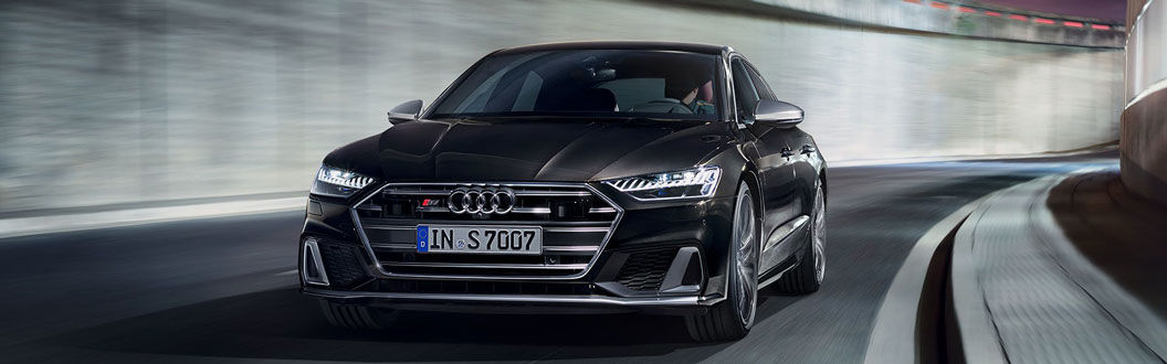 The 2020 Audi S7 Sportback performance