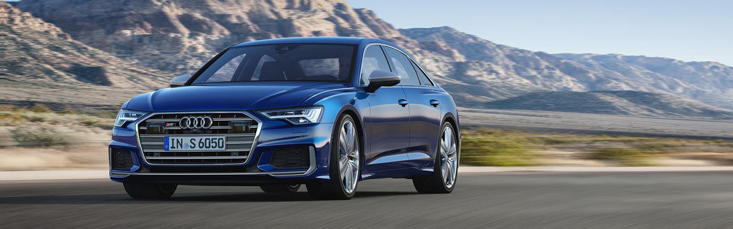 The 2020 Audi S6 Sedan performance