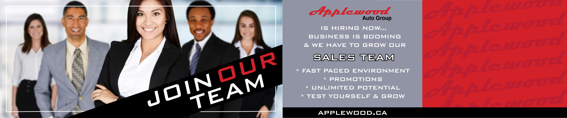 Join Our Team header web
