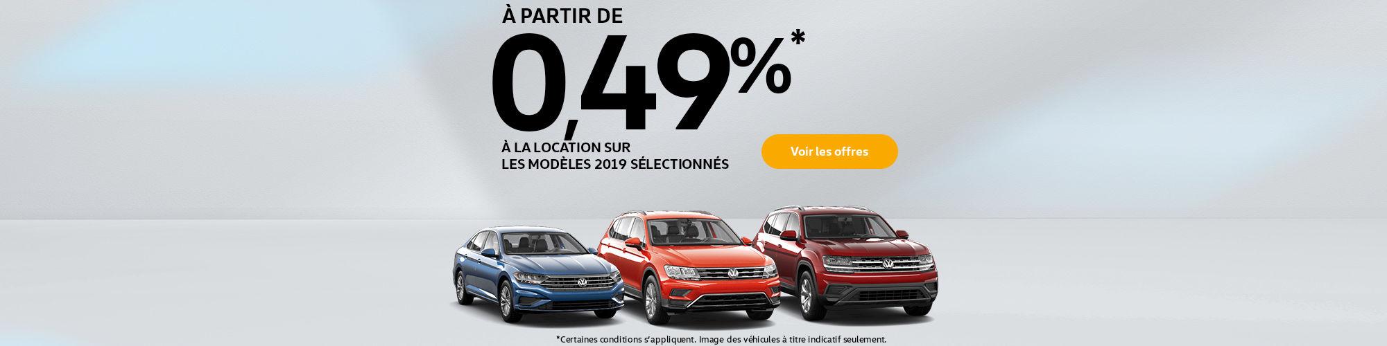 Événement Volkswagen
