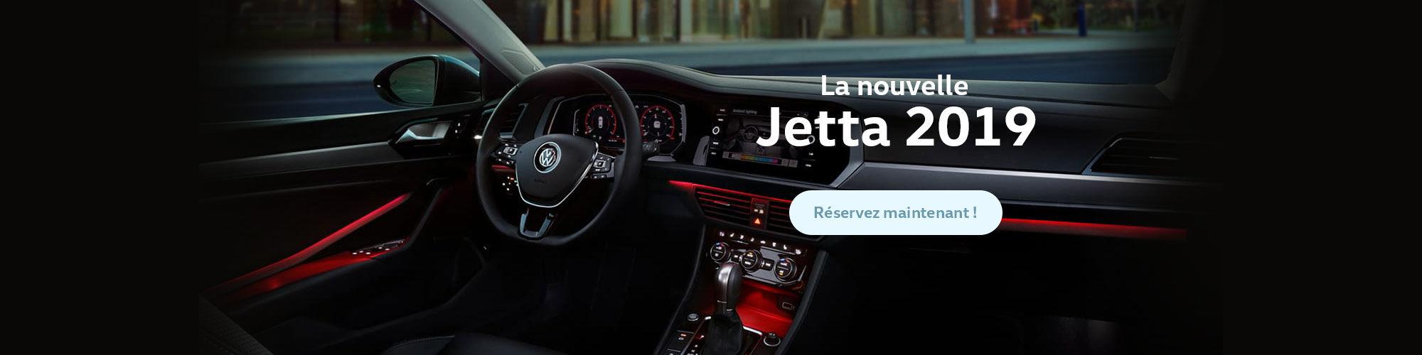 La nouvelle Jetta 2019