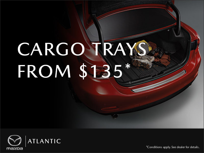 Cargo Trays from $135