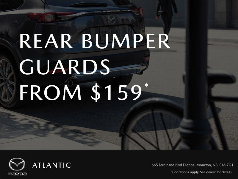Rear Bumper Guards from $159