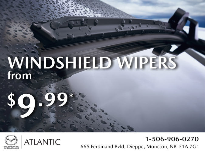 Windshield Wipers From Just $9.99
