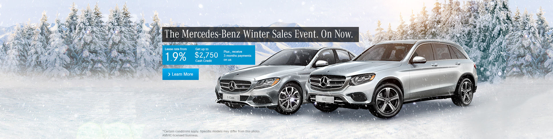 Mercedes Event