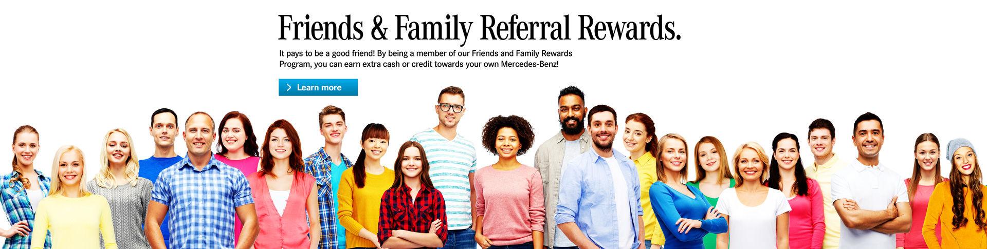 Refferal Rewards