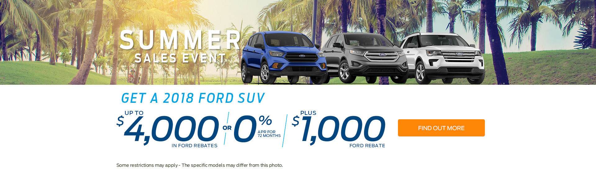Get  Ford Suv