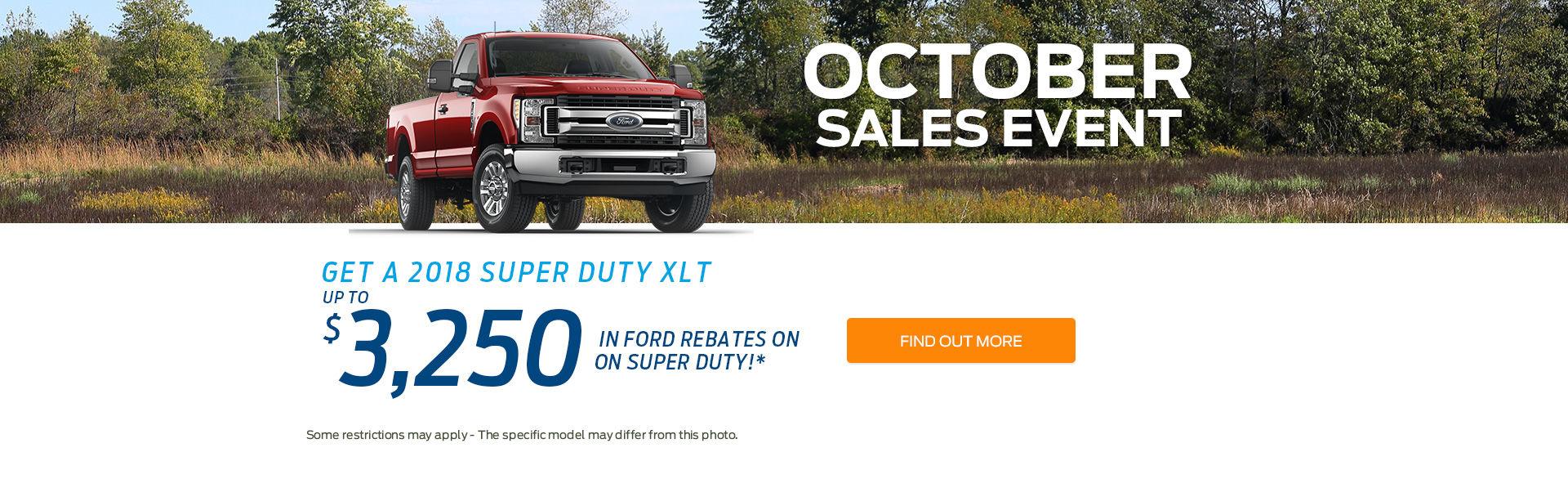 Ford F-150 Super Duty - Web - Header