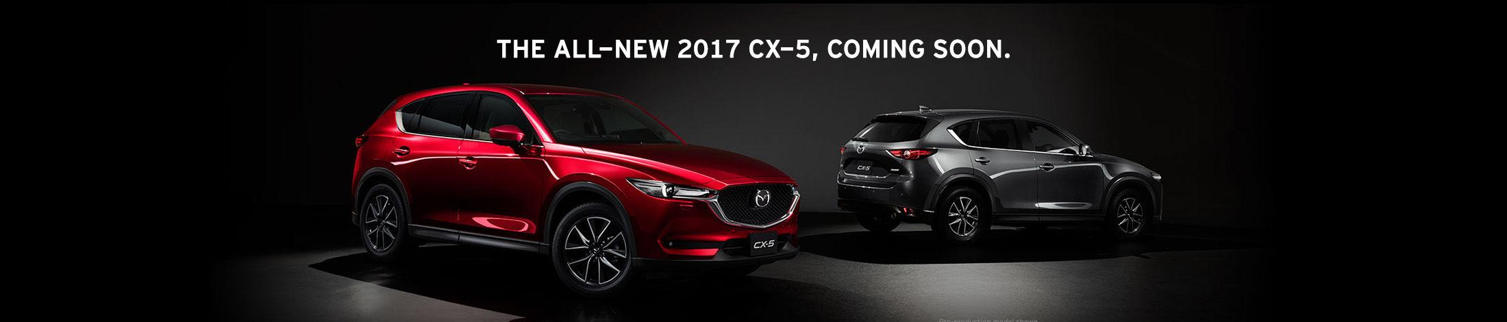 Header cx-5 2017