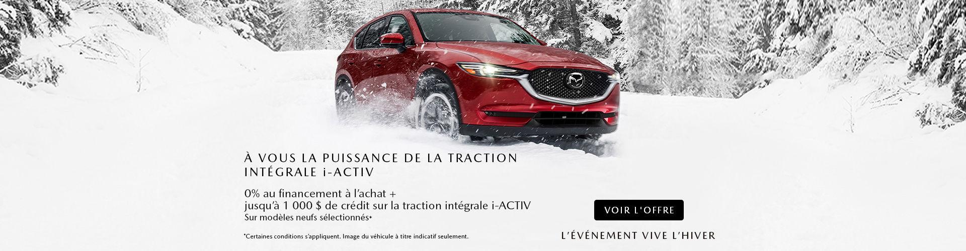 Mazda événement