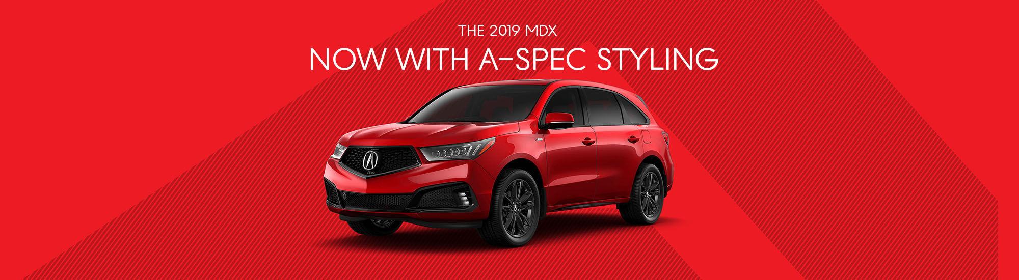 2019 MDX A-Spec