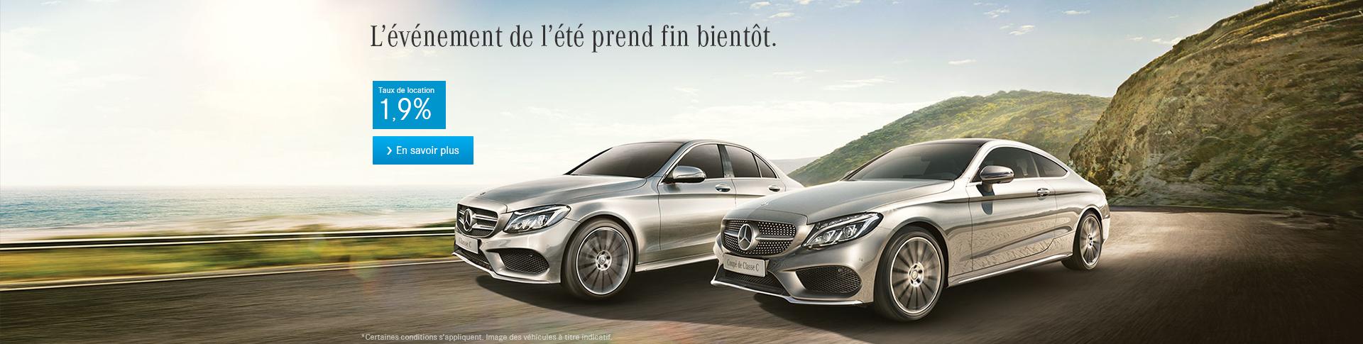 Header Événement - Mercedes
