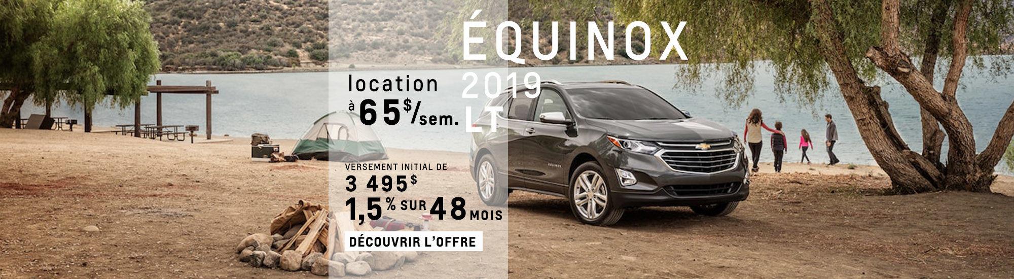 Equinox 2019 LT