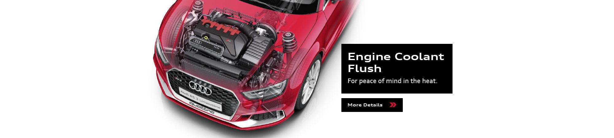 Engine Coolant Flush (Slider)