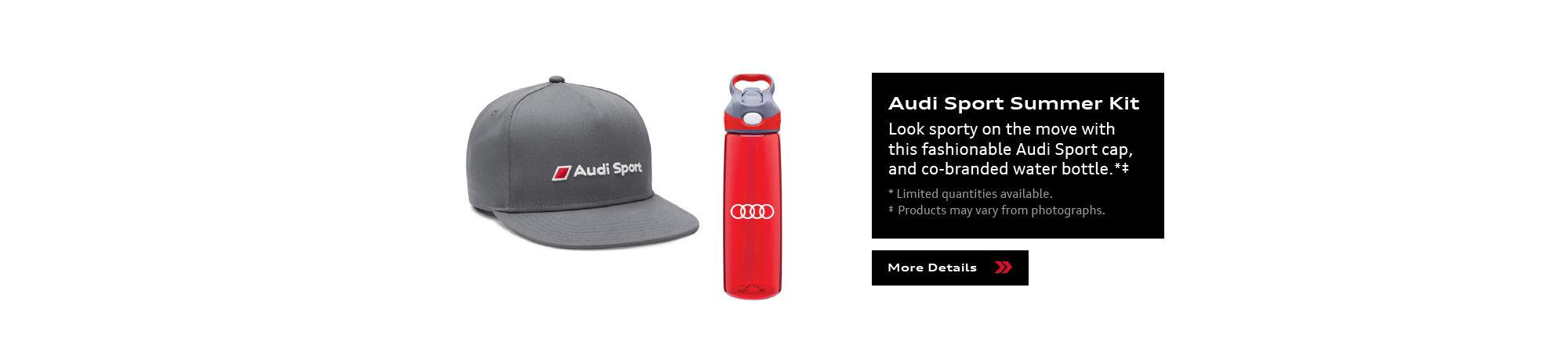 Audi Sport Summer Kit (Slider)